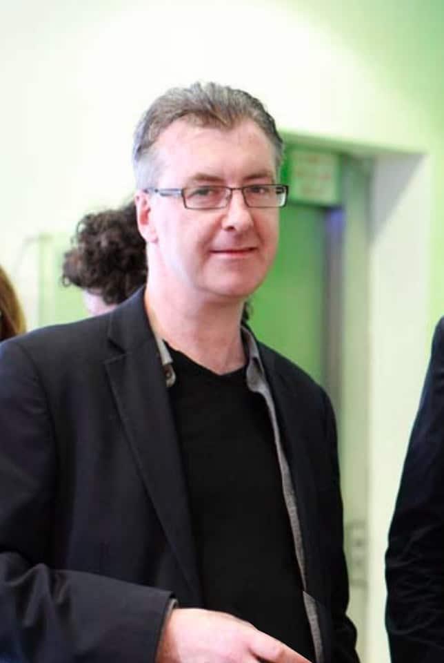 Mark O'Kelly