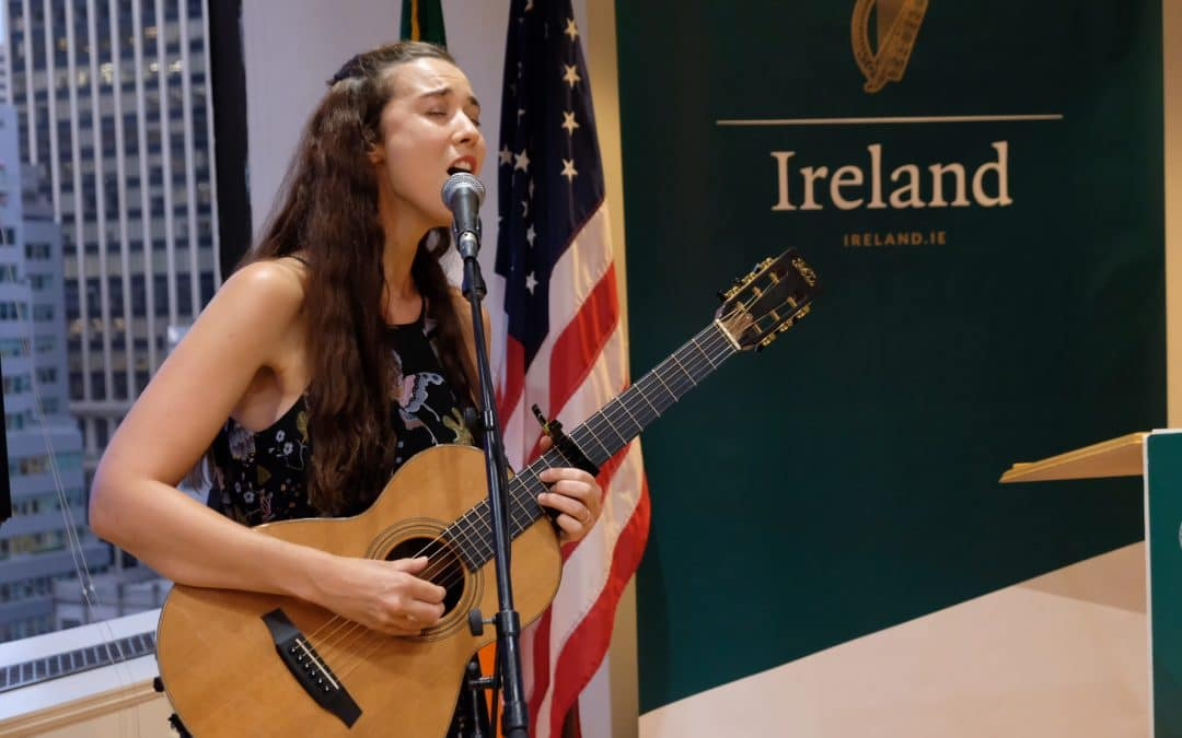 I.NY 2018 launches in New York with Lisa Hannigan
